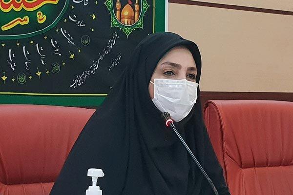 سخنگوی وزارت بهداشت- سیما سادات لاری