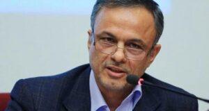 علیرضا رزم حسینی وزیر صمت