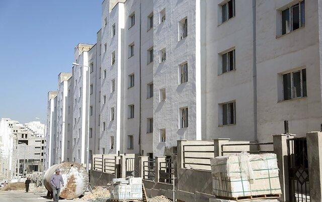 چند واحد مسکونی مهر هنوز نیمه تمام است؟