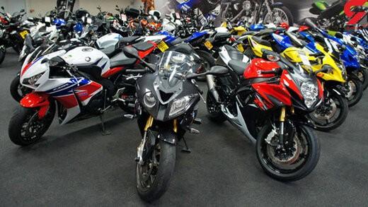 قیمت انواع موتورسیکلت در بازار چند؟
