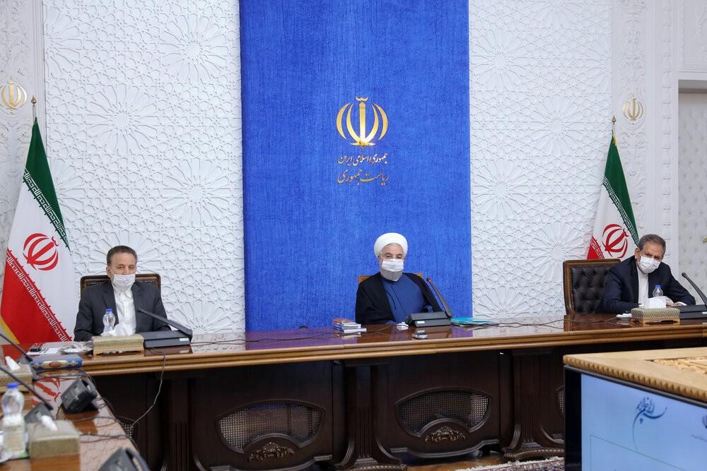 هیات دولت حسن روحانی