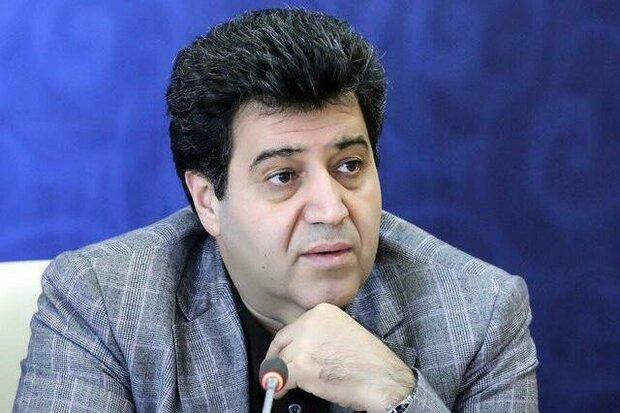 حسین سلاح ورزی -نایب رئیس اتاق ایران