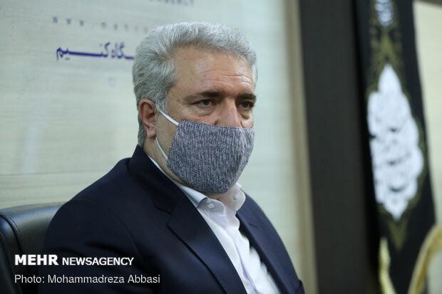 علی اصغر مونسان- وزیر میراثفرهنگی، گردشگری و صنایعدستی
