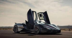 Tuatara ؛ سریع ترین ماشین جهان