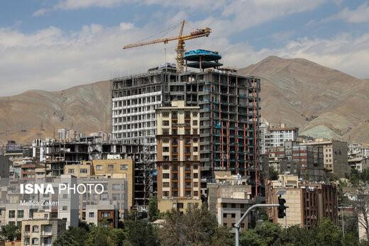 هزینه ساخت مسکن در تهران اعلام شد
