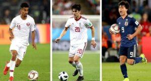 بهترین فوتبالیست های آسیا در سال ۲۰۲۰
