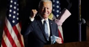 جو بایدن نامزد دموکرات انتخابات ریاستجمهوری آمریکا