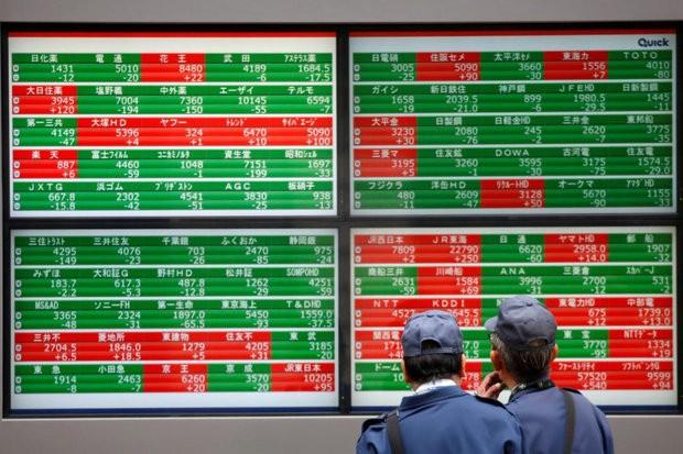 سهام آسیا-اقیانوسیه