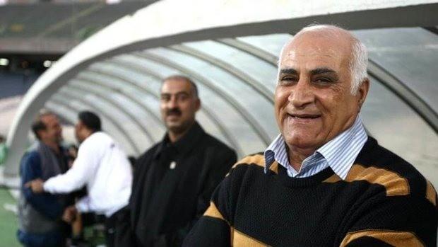 محمود یاوری-مربی سابق تیم ملی