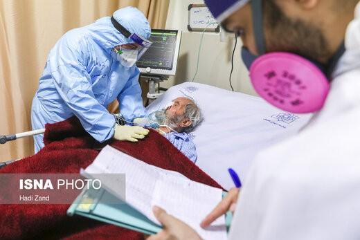 ۴۵۳ بیمار کووید۱۹ جان خود را از دست دادند