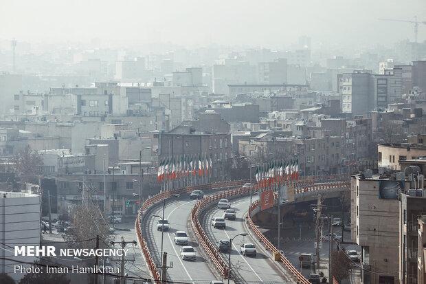 تداوم آلودگی در شهرهای صنعتی و پرجمعیت