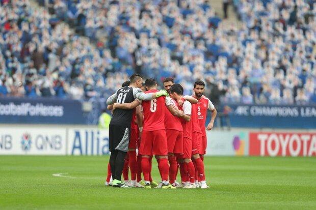 دلایل شکست تیم پرسپولیس در فینال آسیا