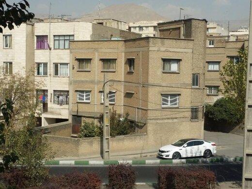 خانههای ۲۰ تا ۳۰ ساله تهران چند؟