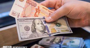نرخ رسمی ارزهای یورو و پوند کاهش یافت