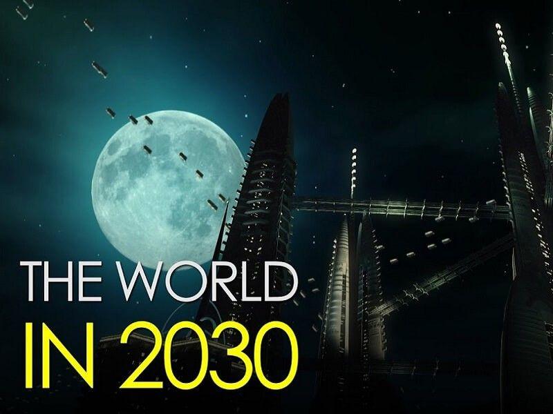 پیش بینی جهان در سال 2030