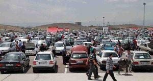 روند بازار خودرو؛ کاهش 1 تا 100 میلیونی قیمت ها