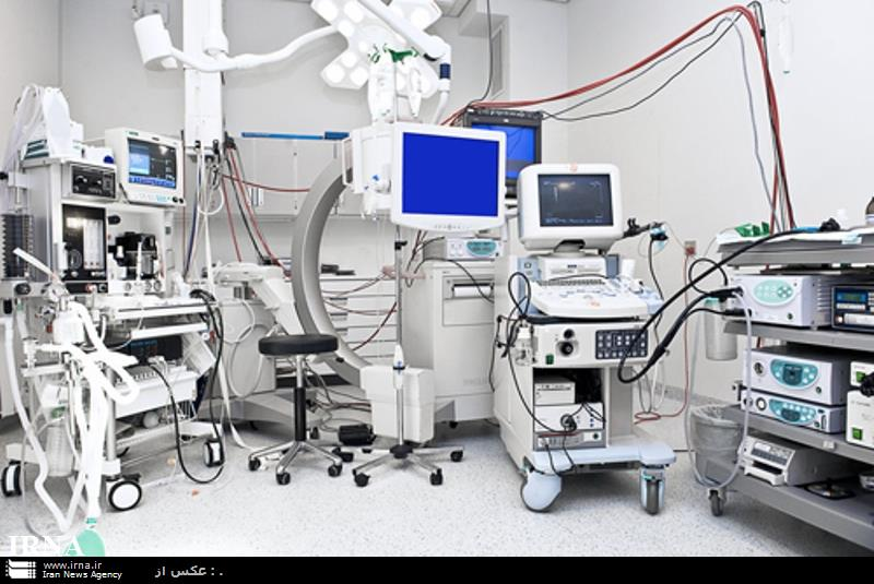 تجهیزات پزشکی ایران در ۵۵ کشور جهان