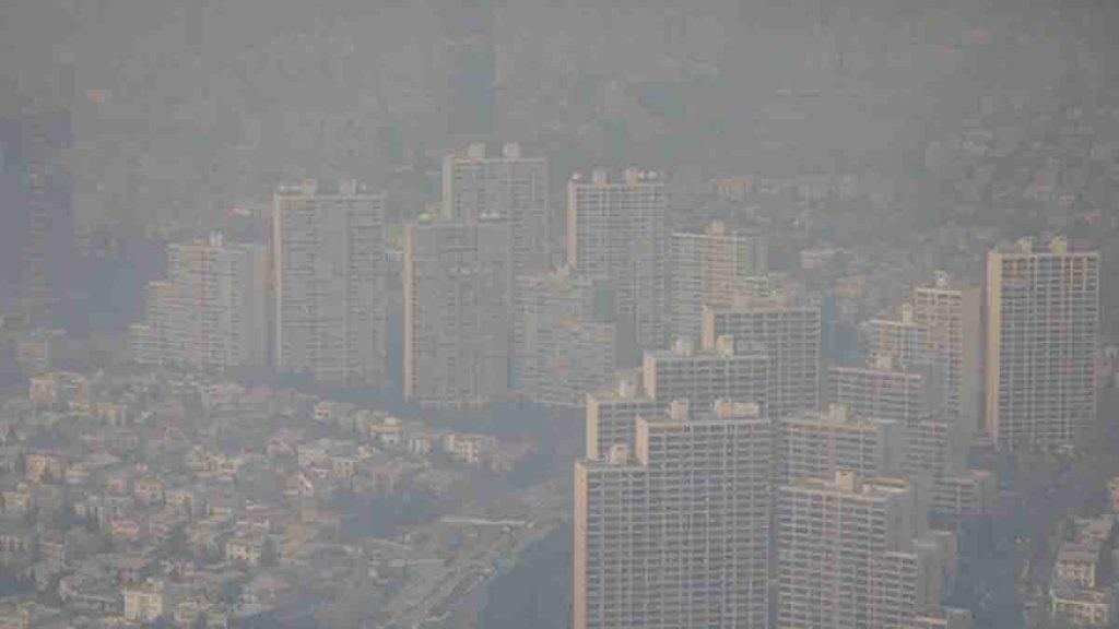 تهرانیها آلودهترین هوای امسال را تنفس کردند