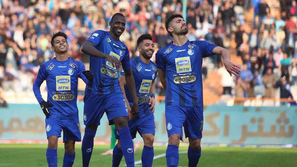 ترکیب تیم فوتبال استقلال برای بازی با نفت مسجد سلیمان اعلام شد.
