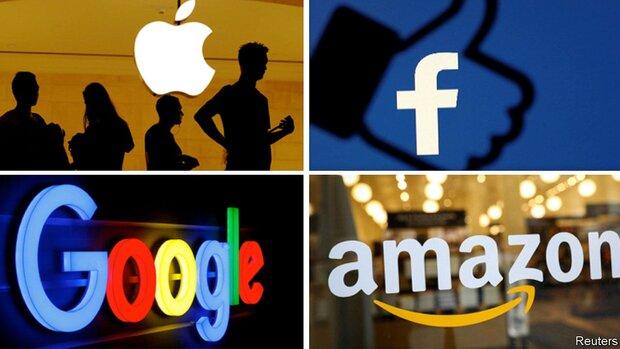 رشد ۳.۴ تریلیون دلاری ۷ شرکت برتر تکنولوژی در سال ۲۰۲۰