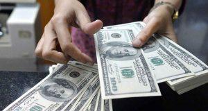 ریزش لحظه به لحظه قیمت دلار در بازار