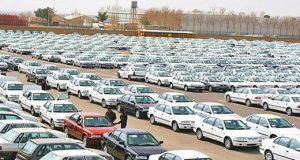 نوسان شدید قیمت خودروهای داخلی