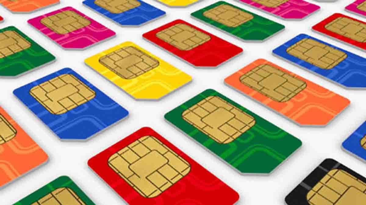 ۳۰ میلیون سیم کارت بدون هویت شناسایی شد