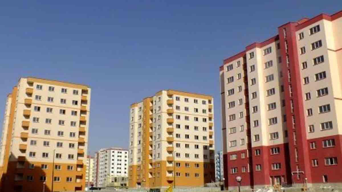 قیمت آپارتمان های ۵۵ تا ۷۵ متری پایتخت / جدول نرخ ها