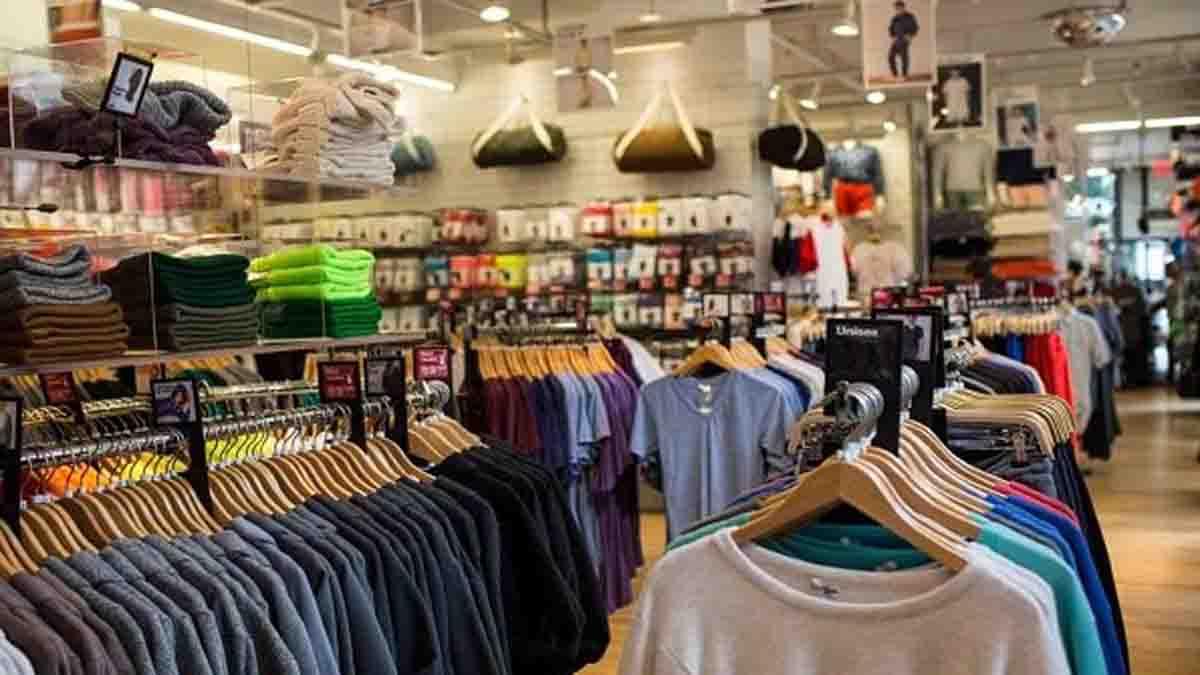 رونق بازار عمده فروشان پوشاک