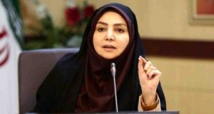 سیما سادات لاری، سخنگوی وزارت بهداشت از شناسایی 6408 بیمار جدید کرونا خبر داد