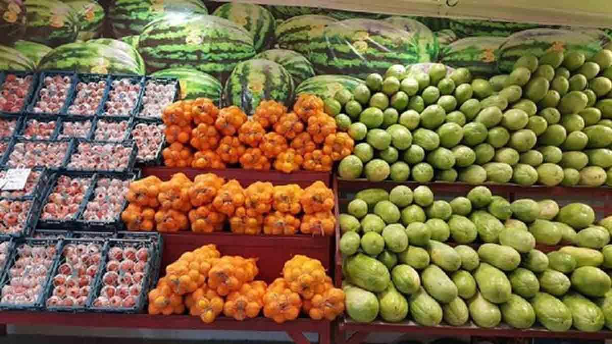 آخرین قیمت ها در بازار میوه شب یلدا