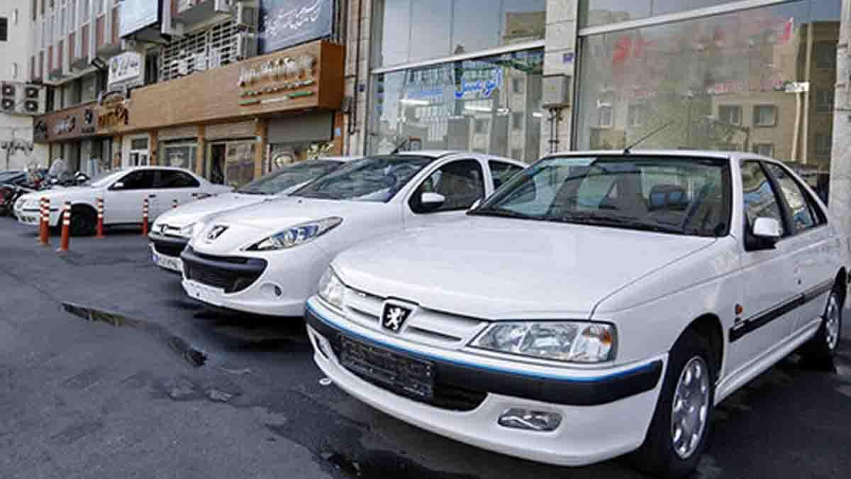 خودروهای 200 تا 300 میلیونی بازار کدامند؟