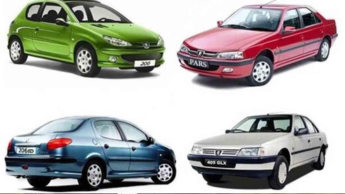 روند کاهش قیمت ها در بازار خودرو