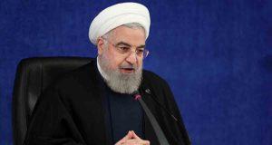 حسن روحانی، رییسجمهور در مراسم بهرهبرداری از طرحهای ملی وزارت نفت، گفت: دشمنان ملت ایران با سرافکندگی و ذلت سرنگون شدند.