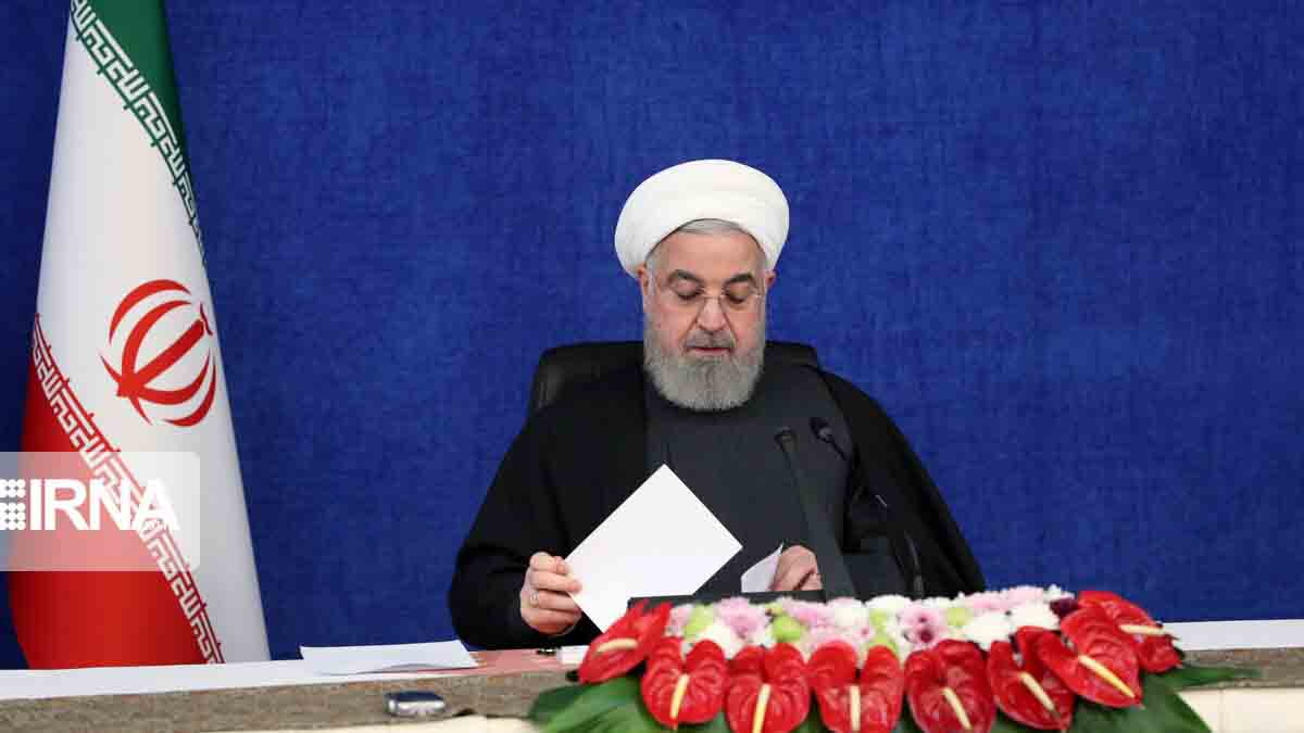 روحانی: آمادهایم تا بخشی از تحریم ها را برداریم