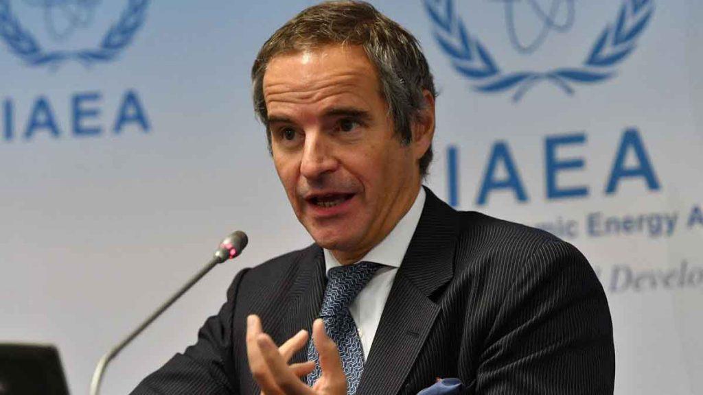 مدیر کل آژانس بین المللی انرژی اتمی وارد تهران شد
