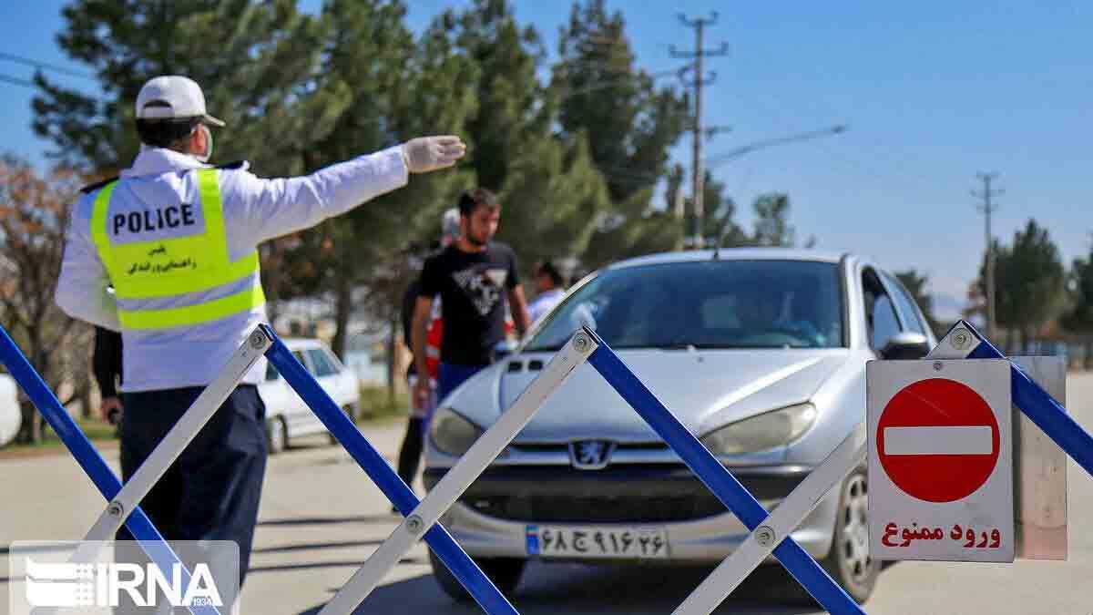 ممنوعیتهای تردد در جادهها تا ۵ شهریور ادامه دارد