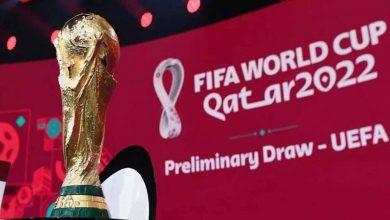 نتایج کامل بازی های مقدماتی جام جهانی 2022 در اروپا