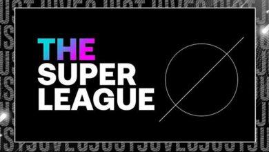 برگزارکنندگان سوپر لیگ اروپا به طور رسمی از شکست این پروژه خبر دادند.