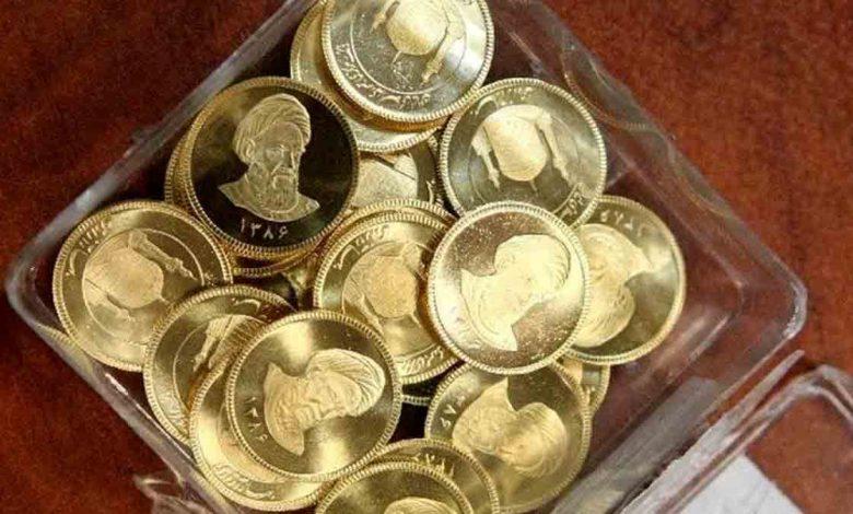قیمت سکه ۱۹ فروردین ۱۴۰۰