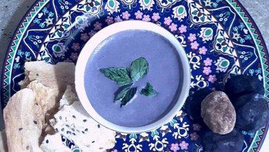 قروت؛ غذای بنفش ایرانی ثبت ملی شد