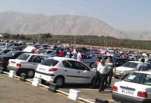 فروش خودروهای ۱۰۰ میلیونی به قیمت ۵ میلیون تومان!