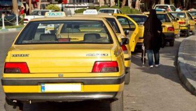 افزایش کرایه تاکسی ها از اول اردیبهشت
