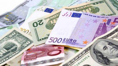 نرخ رسمی ۲۱ ارز امروز افزایش یافت