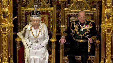 پرنس فیلیپ همسر ملکه انگلیس