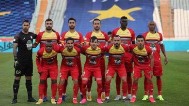 پیروزی فولاد برابر العین امارات