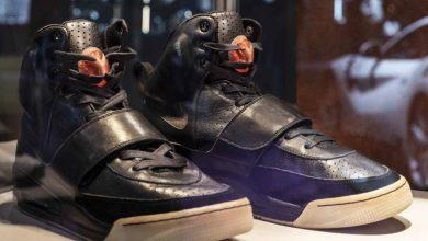 کفش کانیه وست به قیمت ۱.۸ میلیون دلار بفروش رفت