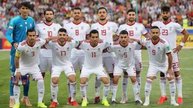 تیم ملی فوتبال ایران صدر آسیا را پس گرفت