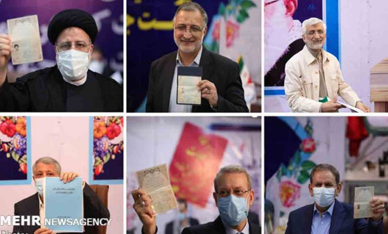 روز پر ترافیک ستاد انتخابات