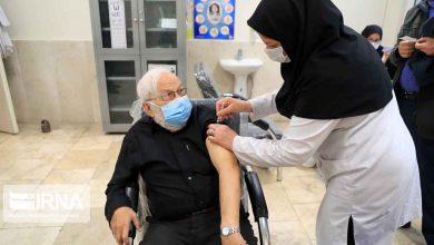 واکسیناسیون سالمندان ۷۵ سال به بالا از شنبه